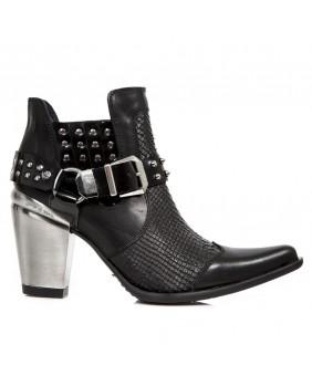 Chaussure New Rock new-rock-france.com M.BULL002-C1