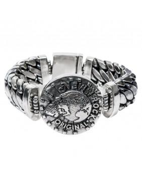 Bracelet en argent New Rock M.BRACELET4-C2