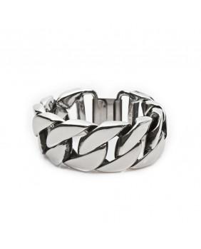 Bracelet plaqué argent  New Rock M-BRACELET-S4