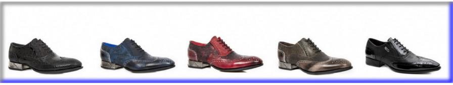 Sapatos Richelieu