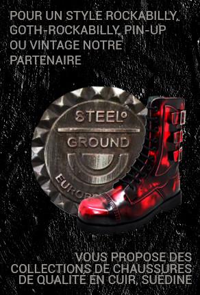 Steelground - Notre partenaire